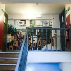 St Christopher's Edinburgh Hostel Эдинбург спортивное сооружение