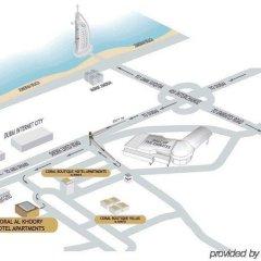 Al Khoory Hotel Apartments спортивное сооружение