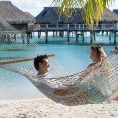 Отель Hilton Moorea Lagoon Resort and Spa детские мероприятия фото 2