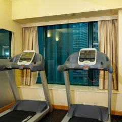 Отель COZi · Harbour View (Previously Newton Place Hotel ) Китай, Гонконг - отзывы, цены и фото номеров - забронировать отель COZi · Harbour View (Previously Newton Place Hotel ) онлайн фитнесс-зал