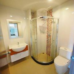 Отель The Pixel Cape Panwa Beach Таиланд, Пхукет - отзывы, цены и фото номеров - забронировать отель The Pixel Cape Panwa Beach онлайн ванная фото 2