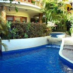 Villas Sacbe Condo Hotel and Beach Club Плая-дель-Кармен бассейн фото 2