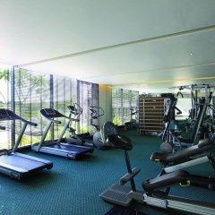 Отель Banyan Tree Ungasan фитнесс-зал фото 3