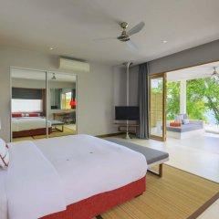 Отель Dhigali Maldives Мальдивы, Медупару - отзывы, цены и фото номеров - забронировать отель Dhigali Maldives онлайн комната для гостей фото 2
