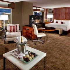 Отель SKYLOFTS at MGM Grand 4* Люкс с различными типами кроватей
