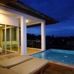 Отель Bangtao Tropical Residence Resort & Spa 4* Люкс с различными типами кроватей фото 4