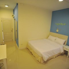 Отель The Garden Living комната для гостей фото 2