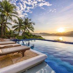 Отель WorldMark Zihuatanejo Мексика, Сиуатанехо - отзывы, цены и фото номеров - забронировать отель WorldMark Zihuatanejo онлайн бассейн фото 2