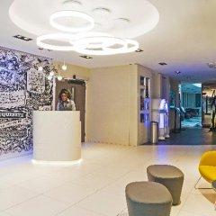 Point A Hotel London Shoreditch интерьер отеля фото 3