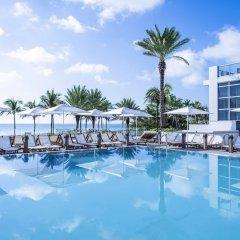 Nobu Hotel Miami Beach бассейн фото 2