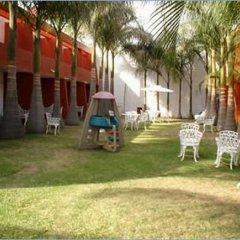 Отель Suites del Real детские мероприятия