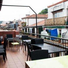 Отель Pensión San Fermín гостиничный бар