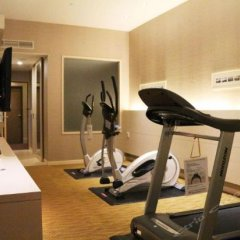 Отель Riverview Suites Taipei фитнесс-зал