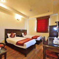 Отель OYO 9761 Hotel Clark Heights Индия, Нью-Дели - отзывы, цены и фото номеров - забронировать отель OYO 9761 Hotel Clark Heights онлайн комната для гостей фото 5