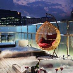 Отель N Fourseason Hotel Myeongdong Южная Корея, Сеул - отзывы, цены и фото номеров - забронировать отель N Fourseason Hotel Myeongdong онлайн сауна