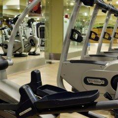 Отель Melia Avenida de America фитнесс-зал фото 4