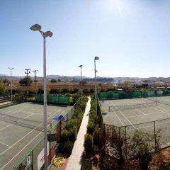 Отель Neptune Hotels Resort and Spa Греция, Калимнос - отзывы, цены и фото номеров - забронировать отель Neptune Hotels Resort and Spa онлайн спортивное сооружение
