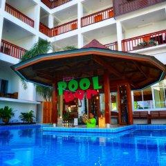 Отель Pranee Amata бассейн фото 2