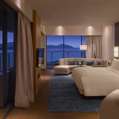 JW Marriott Hotel Sanya Dadonghai Bay комната для гостей