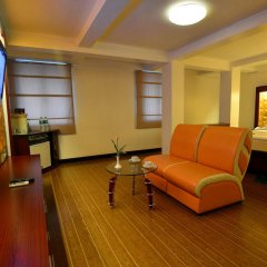 Clover Hotel комната для гостей фото 4