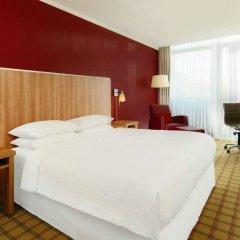Отель Four Points By Sheraton Munich Central комната для гостей