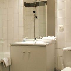 Отель Residhotel les Hauts d'Andilly ванная