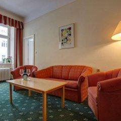 Отель Centro Tourotel Mariahilf комната для гостей