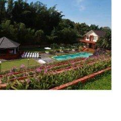 Отель Dam San Hotel Вьетнам, Буонматхуот - отзывы, цены и фото номеров - забронировать отель Dam San Hotel онлайн бассейн фото 2