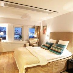 Апартаменты Biz Apartment Gardet Стокгольм комната для гостей фото 5