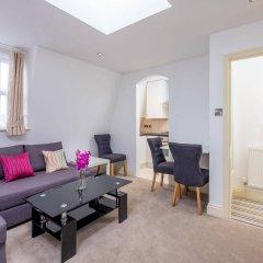 Апартаменты Marylebone Apartments комната для гостей фото 4