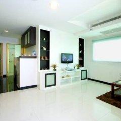 Отель The Laurel Suite Apartment Таиланд, Бангкок - отзывы, цены и фото номеров - забронировать отель The Laurel Suite Apartment онлайн удобства в номере