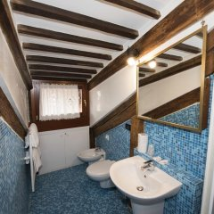 Отель Pensione Guerrato Италия, Венеция - отзывы, цены и фото номеров - забронировать отель Pensione Guerrato онлайн ванная фото 2