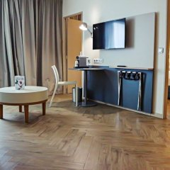 Отель Radisson Blu Hotel Toulouse Airport Франция, Бланьяк - 1 отзыв об отеле, цены и фото номеров - забронировать отель Radisson Blu Hotel Toulouse Airport онлайн удобства в номере фото 2