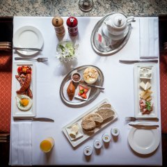 Hotel Quisisana Palace питание