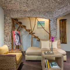 Отель Ninamu Resort - All Inclusive Французская Полинезия, Тикехау - отзывы, цены и фото номеров - забронировать отель Ninamu Resort - All Inclusive онлайн комната для гостей фото 3