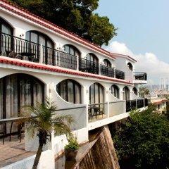 Отель Pousada De Sao Tiago балкон