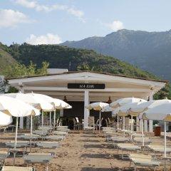Отель Tara Черногория, Будва - 1 отзыв об отеле, цены и фото номеров - забронировать отель Tara онлайн пляж фото 2