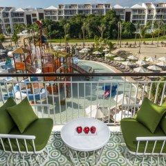 Отель Ocean Riviera Paradise Плая-дель-Кармен балкон