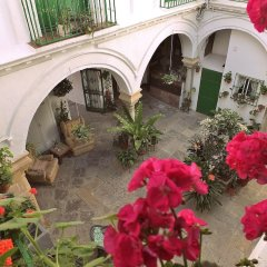 Отель Apartamentos Jerez Испания, Херес-де-ла-Фронтера - отзывы, цены и фото номеров - забронировать отель Apartamentos Jerez онлайн балкон