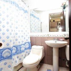 Отель MCH Suites at Le Mirage de Malate Филиппины, Манила - отзывы, цены и фото номеров - забронировать отель MCH Suites at Le Mirage de Malate онлайн ванная