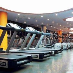 Grand Metropark Hotel Suzhou фитнесс-зал фото 3