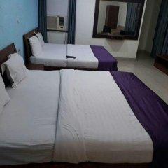 Отель Hanuwant Palace Индия, Нью-Дели - 1 отзыв об отеле, цены и фото номеров - забронировать отель Hanuwant Palace онлайн комната для гостей фото 4