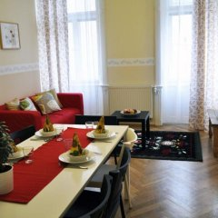 Отель Nubis Residence Прага питание