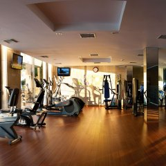 Amathus Beach Hotel Rhodes фитнесс-зал фото 3