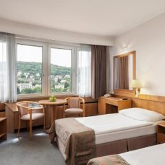 Отель Danubius Hotel Budapest Венгрия, Будапешт - 1 отзыв об отеле, цены и фото номеров - забронировать отель Danubius Hotel Budapest онлайн комната для гостей фото 5