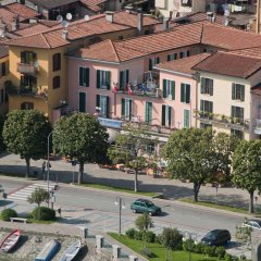 Отель Albergo Pesce Doro Италия, Вербания - отзывы, цены и фото номеров - забронировать отель Albergo Pesce Doro онлайн