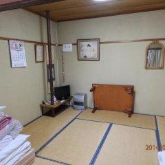 Nikko Suginamiki Youth Hostel Никко комната для гостей фото 3