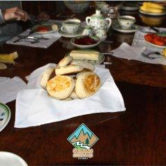 Отель Cusarare River Sierra Lodge гостиничный бар