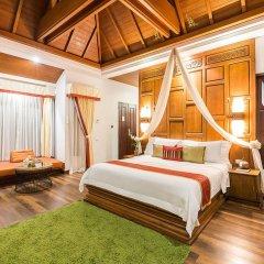 Отель Muang Samui Spa Resort Таиланд, Самуи - отзывы, цены и фото номеров - забронировать отель Muang Samui Spa Resort онлайн комната для гостей фото 2