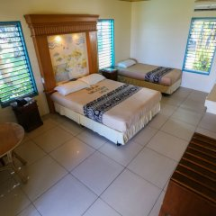 Отель Fiji Hideaway Resort and Spa комната для гостей фото 4